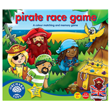 Orchard Toys Pirate Race Game