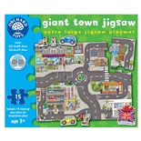 Orchard Toys Pussel 15 Bitar Giant Town