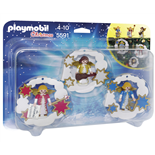 Playmobil Julängelsprydnader