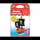 Galt Wooden Pirate Ship