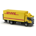 Emek Scania P Distributionsbil DHL