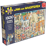 Jan van Haasteren Pussel 1500 Bitar The Building Site