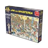 Jan van Haasteren Pussel 1000 Bitar Queued Up