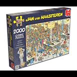 Jan van Haasteren Pussel 2000 Bitar Queued Up
