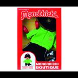 Monchhichi Boutique Kläder DJ Style Grön Jacka