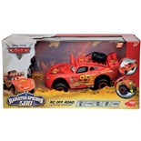 Dickie Disney Cars R/C Off Road Lightning McQueen 1:24