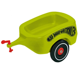 BIG Bobby Car Classic Släp Grön