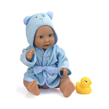 Dolls World Docka Splash Time Baby Pojke 41 cm