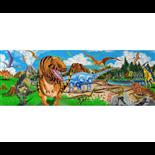 Melissa & Doug Golvpussel 48 Bitar Land of Dinosaurs