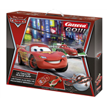 Carrera Go! Ultimate Race Off Lightning McQueen VS Francesco