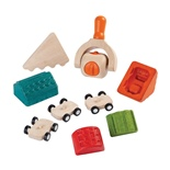 PlanToys Build-A-Town Dough Set