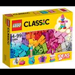 LEGO Classic Fantasikomplement - Ljusa Färger