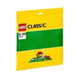 LEGO Classic Grön Basplatta