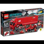 LEGO Speed Champions F14 T & Scuderia Ferrari Lastbil