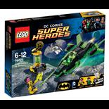 LEGO DC Comics Super Heroes Green Lantern mot Sinestro