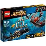 LEGO DC Comics Super Heroes Black Mantas Djuphavsanfall