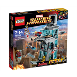 LEGO Marvel Super Heroes Attack på Hämnarnas Torn