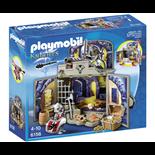 Playmobil Leklåda Riddarnas Skattrum