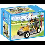 Playmobil Djurskötare med Bil