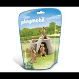 Playmobil Surikater med Kulle