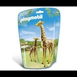 Playmobil Giraff med Unge
