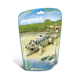 Playmobil Alligator med Ungar
