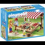 Playmobil Grönsaksstånd