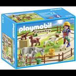 Playmobil Djurhage