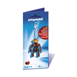Playmobil Nyckelring Apa