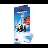 Playmobil Nyckelring Panda