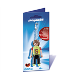 Playmobil Nyckelring Skateboarder