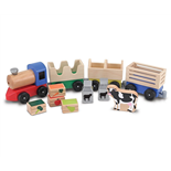 Melissa & Doug Farm Train 50 cm
