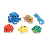Melissa & Doug Seaside Creature Set