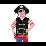 Melissa & Doug Maskeradkläder Pirat