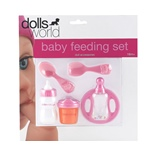 Dolls World Matset för Docka
