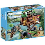 Playmobil Äventyrsträdkoja