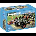 Playmobil Äventyrspickup