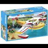 Playmobil Brandflygplan