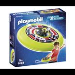 Playmobil Astronaut med Flygande Tefat
