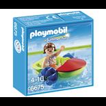 Playmobil Cykelbåt