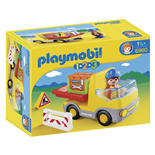 Playmobil 1-2-3 Dumper