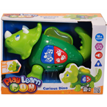 Keenway Play Learn Fun Curious Dino
