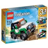 LEGO Creator Äventyrsfordon