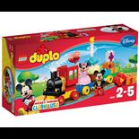 LEGO Duplo Disney Musse och Mimmis Födelsedagsparad