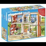 Playmobil Barnsjukhus med Utrustning