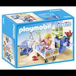 Playmobil Förlossningsrum med Spjälsäng
