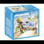 Playmobil Sjukhusrum med Läkare