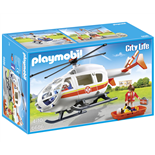 Playmobil Ambulanshelikopter