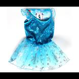 Prinsessklänning Isprinsessa