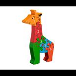 Lanka Kade Pusseldjur 1-5 Giraff
